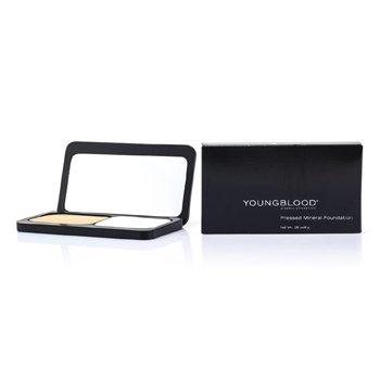 Youngblood Pressed Mineral Mekap Foundation ( Padat ) - Toffee