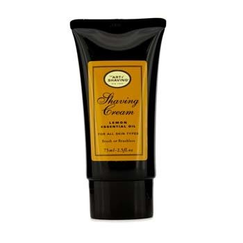 The Art Of Shaving Krim Cukur - Lemon Minyak Essential