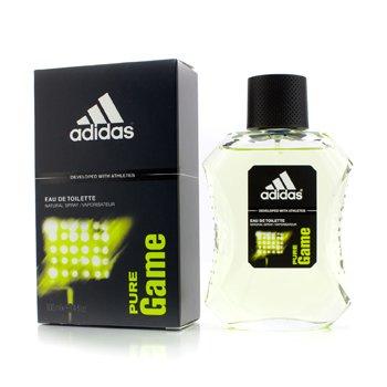 adidas pure game eau de toilette spray 100ml. Black Bedroom Furniture Sets. Home Design Ideas