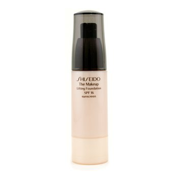 Shiseido The Makeup Lifting Alas Foundation SPF 16 - I60 Natural Deep Ivory