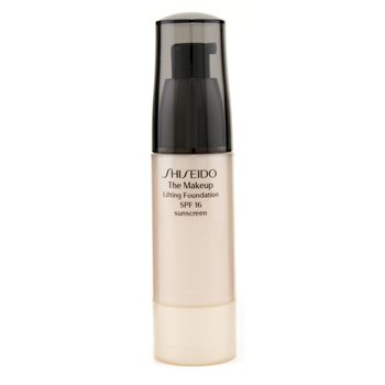 Shiseido The Makeup Lifting Alas Foundation SPF 16 - O20 Natural Light Ochre