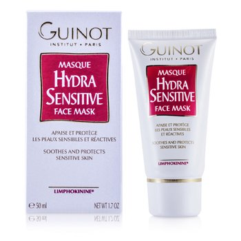 Guinot Masque Hydrallergic - Soothing Mask ( Untuk  Kulit Ultra Sensitif )