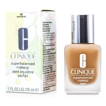 Clinique Superbalanced Mekap - No. 09 Sand
