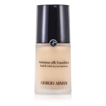 Giorgio Armani Luminous Silk Mekap Foundation - # 3 (Pale Peach)