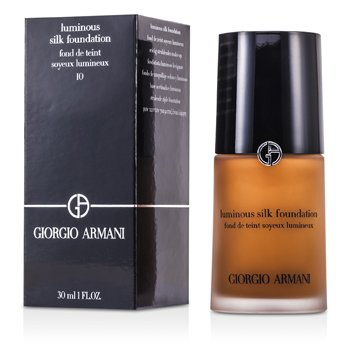 Giorgio Armani Luminous Silk Alas Foundation - # 10