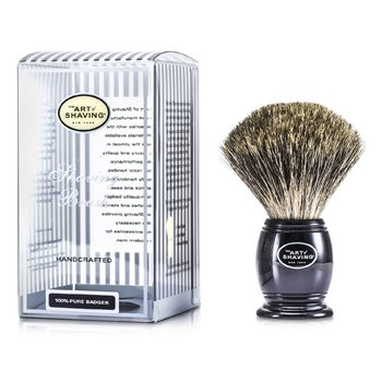The Art Of Shaving Pure Badger Berus Cukur - Pure Black