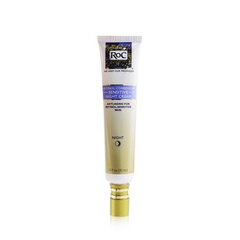 ROC Retinol Correxion Sensitive Night Cream (Kulit Sensitif)