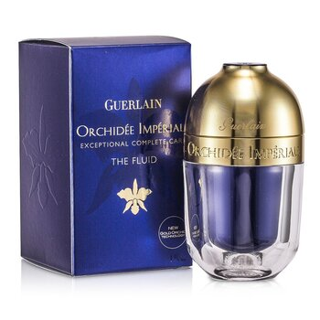 Guerlain Orchidee Imperiale Exceptional Complete Care The Fluid (New Gold Orchid Technology)
