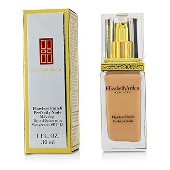 Elizabeth Arden Flawless Finish Perfectly Nude Mekap SPF 15 - # 03 Vanilla Shell