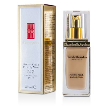 Elizabeth Arden Flawless Finish Perfectly Nude Mekap SPF 15 - # 07 Golden Nude