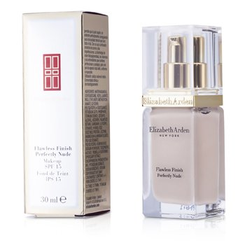 Elizabeth Arden Flawless Finish Perfectly Nude Mekap SPF 15 - # 01 Linen