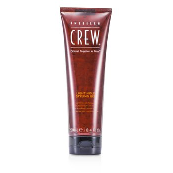 American Crew Men Light Hold Styling Gel (Gel Tidak Mengelupas)