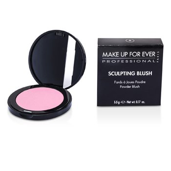 Make Up For Ever Pembentuk Perona Pipi Bedak Perona Pipi  - # 8 (Satin India Pink)