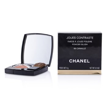 Chanel Powder Blush - No. 89 Canaille