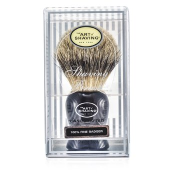 The Art Of Shaving Fine Badger Shaving Brush - Black