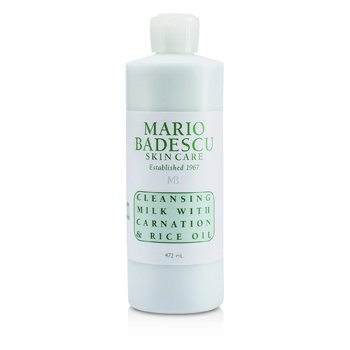 Mario Badescu Cleansing Milk With Carnation & Rice Oil 01018