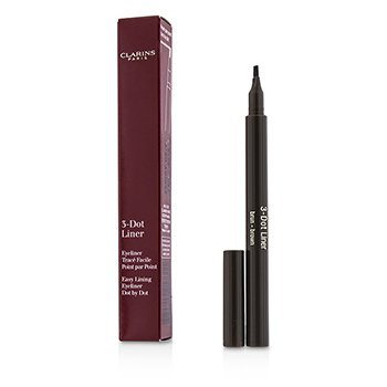 Clarins 3 Dot Liner - # Brown