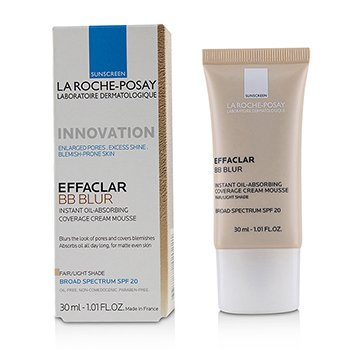 La Roche Posay Effaclar BB Blur - # Fair/Light Shade