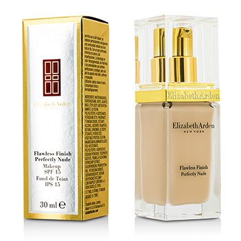 Elizabeth Arden Flawless Finish Perfectly Nude Makeup SPF 15 - # 02 Alabaster