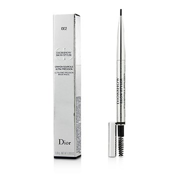 Christian Dior Diorshow Brow Styler Ultra Fine Precision Brow Pencil - # 002 Universal Dark Brown