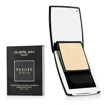 Guerlain Parure Gold Rejuvenating Gold Radiance Powder Foundation SPF 15 - # 01 Beige Pale