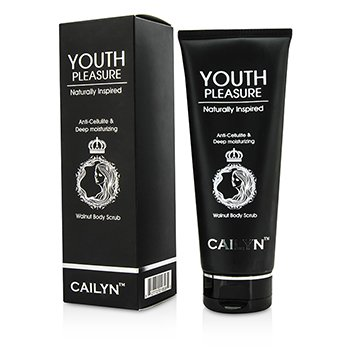 Cailyn Youth Pleasure Walnut Body Scrub