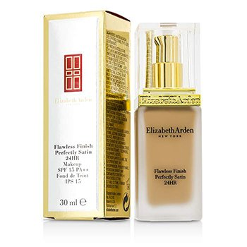 Elizabeth Arden Flawless Finish Perfectly Satin 24HR Makeup SPF15 - #06 Cream