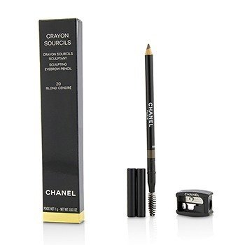 Chanel Crayon Sourcils Sculpting Eyebrow Pencil - # 20 Blond Cendre