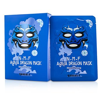 Gangbly Aqua Dragon Mask - N.M.F