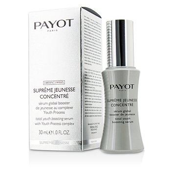 Payot Supreme Jeunesse Concentre Total Youth Boosting Serum - For Mature Skins