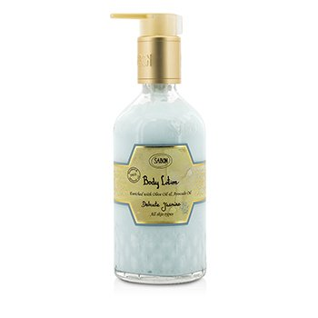 Sabon Body Lotion - Delicate Jasmine (With Pump)