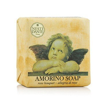 Nesti Dante Amorino Soap - Rose Bouquet