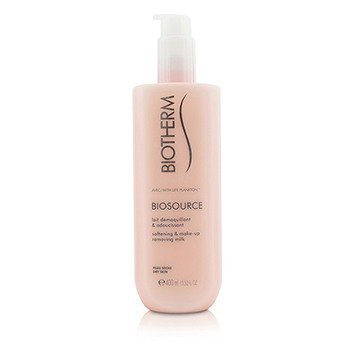 Biotherm Biosource Softening & Make-Up Removing Milk - For Dry Skin