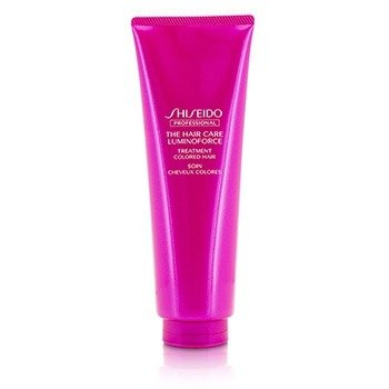Shiseido The Hair Care Luminoforce Treatment (Colored Hair)