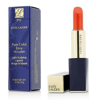 Estee Lauder Pure Color Envy Hi Lustre Light Sculpting Lipstick - # 310 Hot Chills