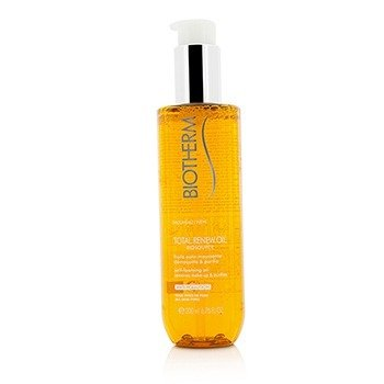 Biotherm Biosource Total Renew Oil Self-Foaming Oil