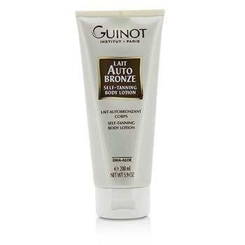 Guinot Lait Auto Bronze Self-Tanning Body Lotion