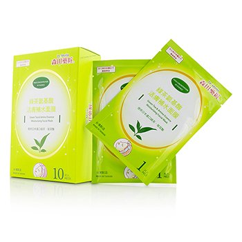 Dr. Morita Green Tea & Amino Essence Moisturizing Facial Mask