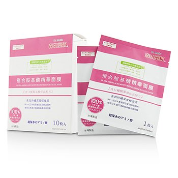 Dr. Morita Ultra-Amino Acid Moisturizing Essence Facial Mask