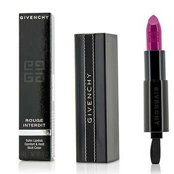 Givenchy Rouge Interdit Satin Lipstick - # 24 Ultravioline