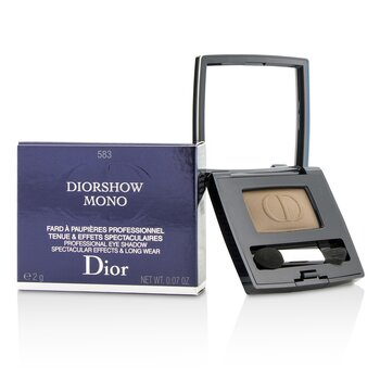 Christian Dior Diorshow Mono Professional Spectacular Effects & Long Wear Eyeshadow - # 583 Animal