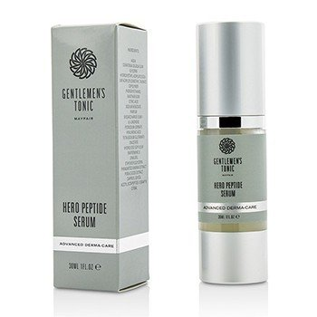 Gentlemens Tonic Advanced Derma-Care Hero Peptide Serum