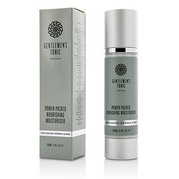 Gentlemens Tonic Advanced Derma-Care Power Packed Nourishing Moisturiser