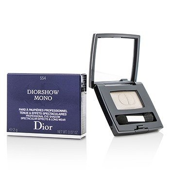 Christian Dior Diorshow Mono Professional Spectacular Effects & Long Wear Eyeshadow - # 554 Minimalism