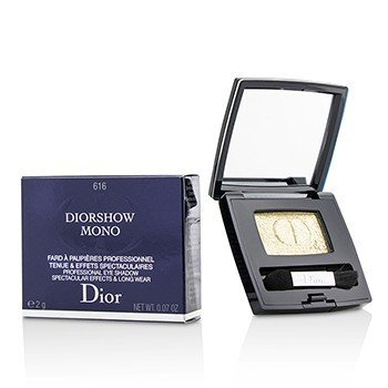Christian Dior Diorshow Mono Professional Spectacular Effects & Long Wear Eyeshadow - # 616 Pulse