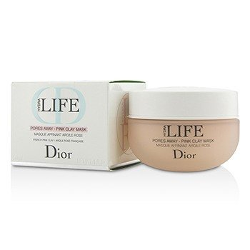 Christian Dior Hydra Life Pores Away Pink Clay Mask
