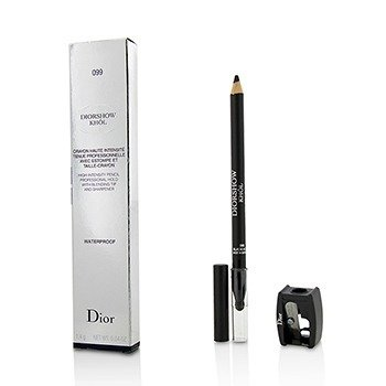 Christian Dior Diorshow Khol Pencil Waterproof With Sharpener - # 099 Black Khol