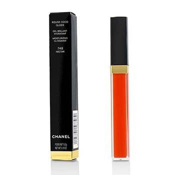Chanel Rouge Coco Gloss Moisturizing Glossimer - # 748 Nectar