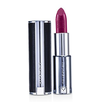 Givenchy Le Rouge Intense Color Sensuously Mat Lipstick - # 323 Framboise Couture (Genuine Leather Case)