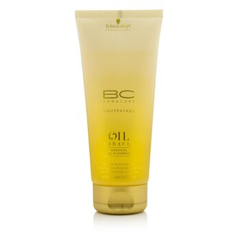 Schwarzkopf BC Oil Miracle Marula Oil Oil-In-Shampoo (For Fine to Normal Hair)